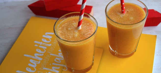 Super healthy Detox-Power-und-so-weiter-Smoothie